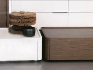 Letti  and  Complementi Notte Nachtschrank Ginevra CM320