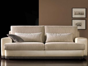 Forester Liegesofa white