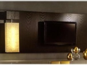 CONTEMPORARY NIGHT and DAY TV-Rahmen Buck's fizz panel HL 4210