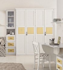 Camilla Kinderschrank 428SAC+220MC