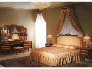 ASNAGHI INTERIORS Schlafzimmer Whisper