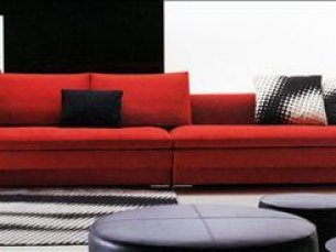 DIVANI POLTRONE Sofa Hi-Bridge D31/A