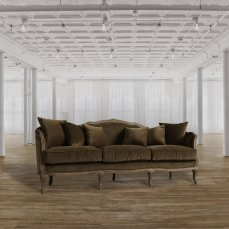 Dialma Brown Sofa 1255