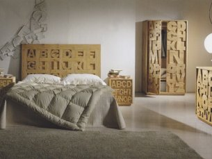 Nature design Schlafzimmer №1